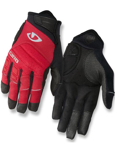 Giro Xen Gloves Men Dark Red/Black/Gray